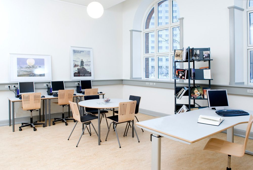 nova gas familie aal katedral3 Administration and meeting rooms