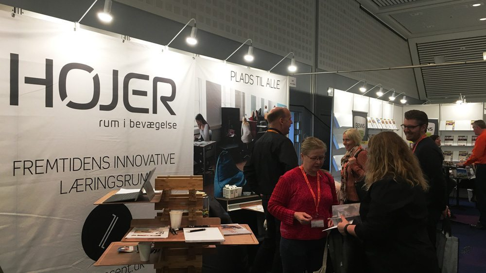 hojer stand Messe