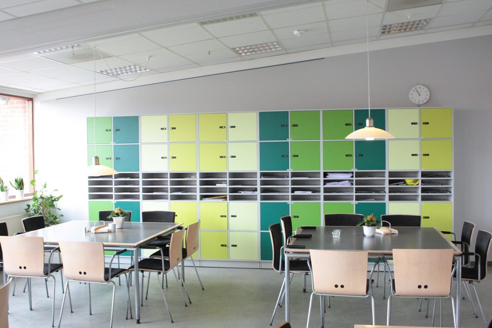 vejgaard ostre skole Administration and meeting rooms