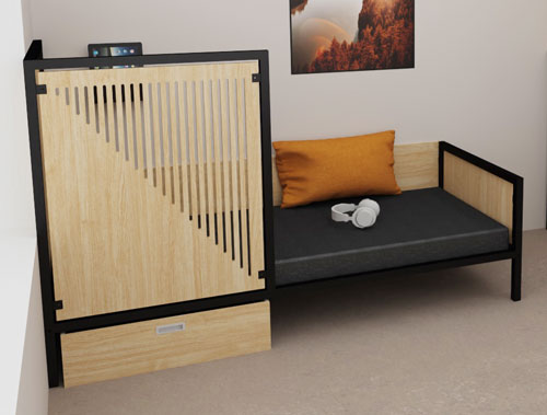 RoomMe sengeskuffe RoomMe