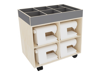 Krea cart for sewing machines