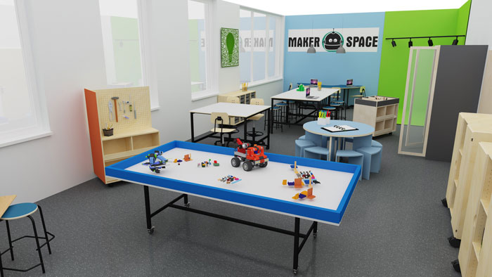 Makerspace 2 Makerspace